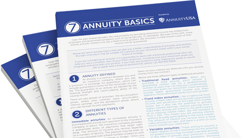 Annuity Report